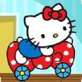 凱蒂貓賽車冒險2