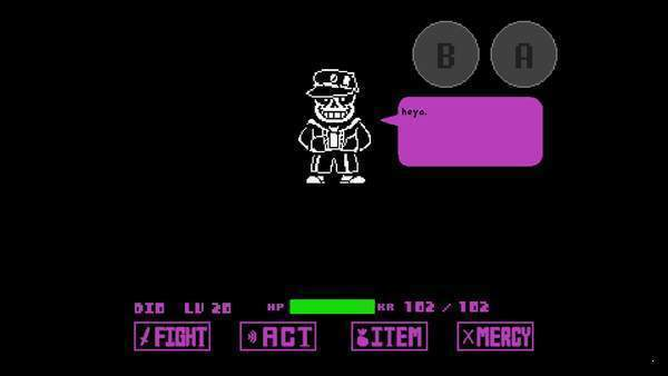 Jotaro sans模拟器图3