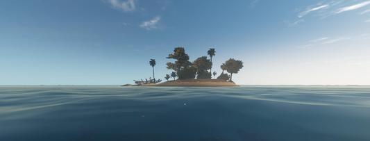 开局一男一女流落荒岛的游戏合集