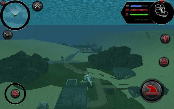 机械鲨鱼游戏