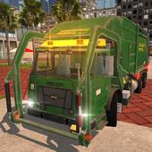 美国垃圾车模拟器