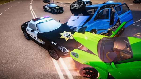 汽車模擬器碰撞之城圖3