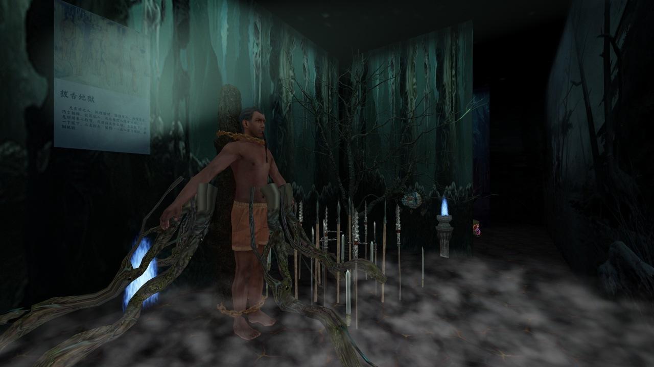 密室恐怖游戲