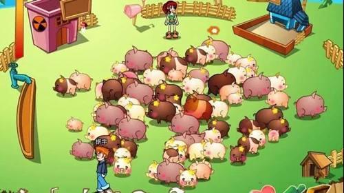養豬賺錢的游戲