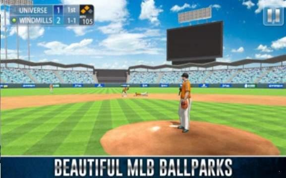 職業棒球H3官網版圖2
