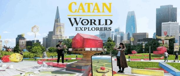 卡坦岛手游|卡坦世界探索者