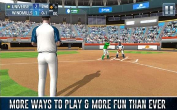 職業棒球H3官網版圖3