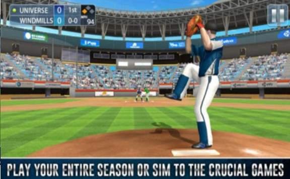 職業棒球H3官網版圖1