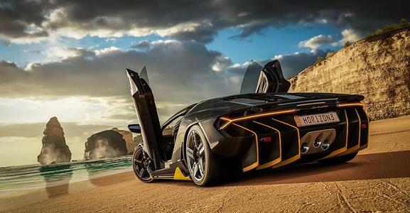 开放世界赛车游戏