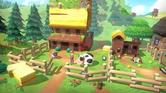 红包版农场游戏