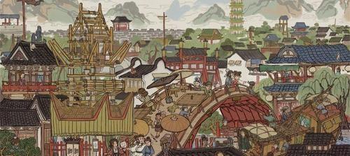 江南百景图类似游戏合集