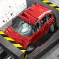 汽車粉碎模擬器游戲