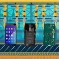 智能手机制造厂游戏