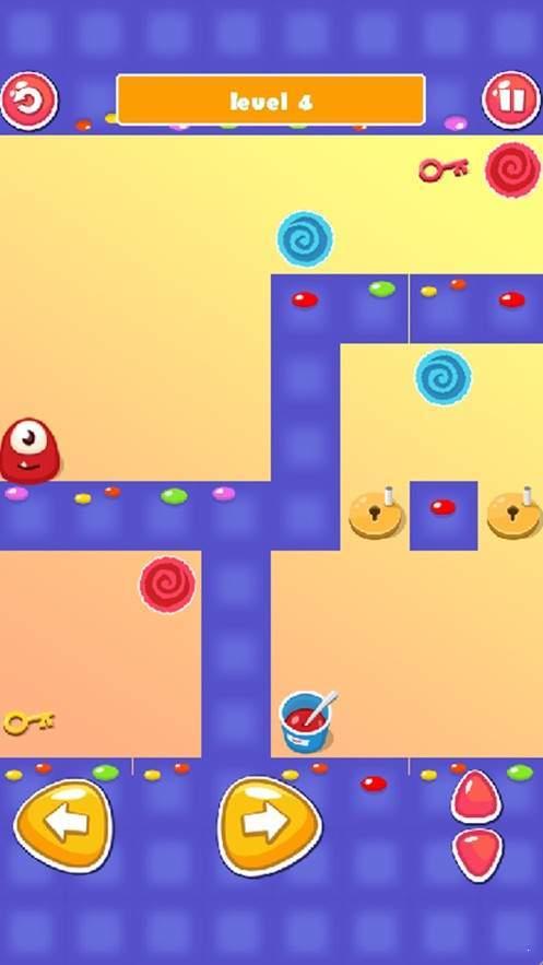 果冻怪物游戏图3