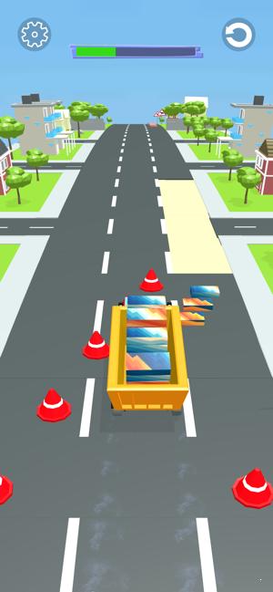货车荷载3D图3