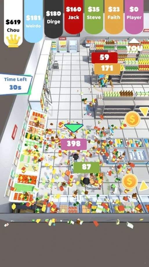 超市购物狂大乱斗图2