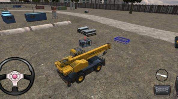 机器操作工模拟游戏图2