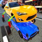 高架路汽车驾驶模拟器