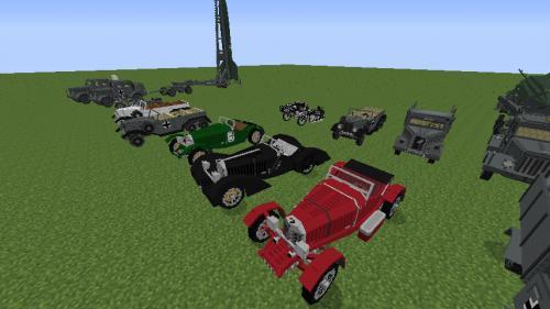 可以驾驶各种载具的游戏