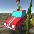 3D爬坡赛车中文破解版