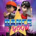 嘻哈舞蹈游戏