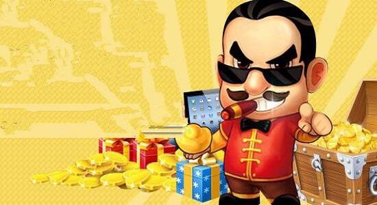 可以用QQ登录的赚钱游戏