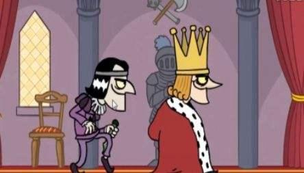 能当国王的游戏