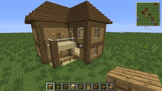 可以建房子的生存游戏