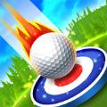 超级射门高尔夫游戏