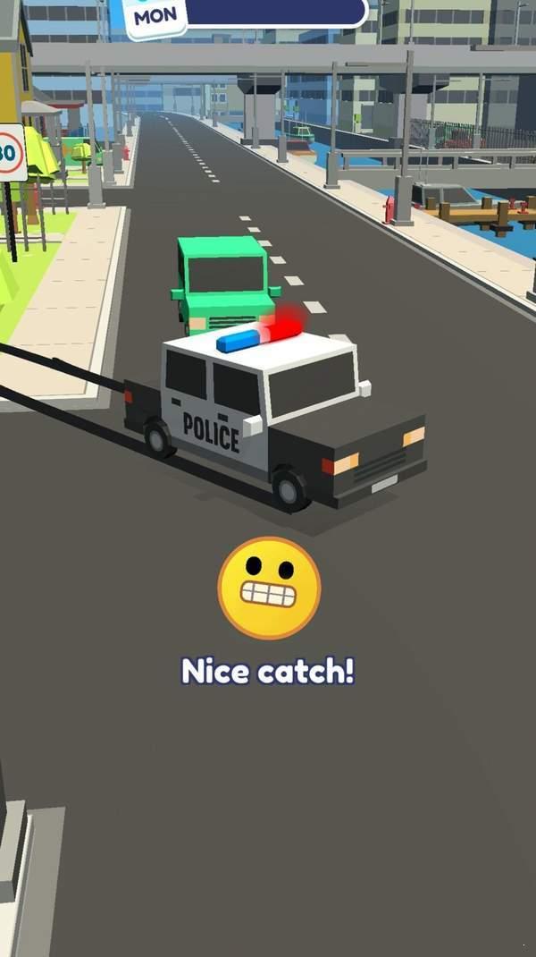 让我们成为警察