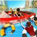 海上救生艇模拟器
