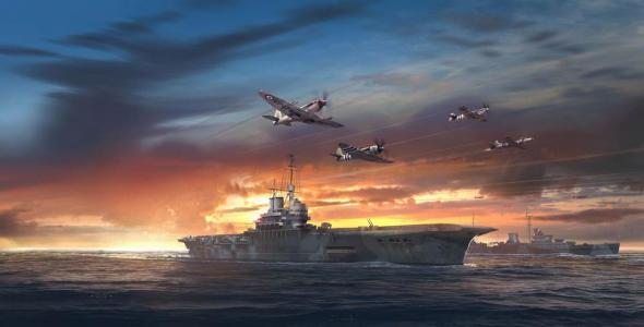 2020最好玩的海战游戏大全