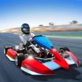卡丁车赛车竞速游戏