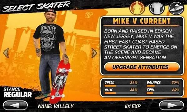 迈克五世滑板派对图1