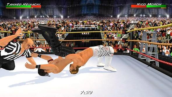 摔跤革命3D图2