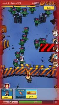 僵尸空闲防御完整版图1