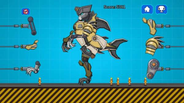 鲨鱼机器人2020图3