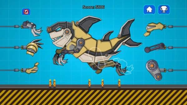 鲨鱼机器人2020图2