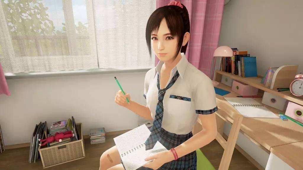 美女明星模拟恋爱游戏