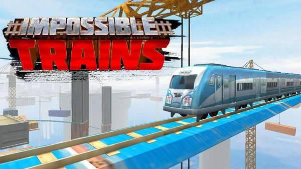 不可能的火车特技图1