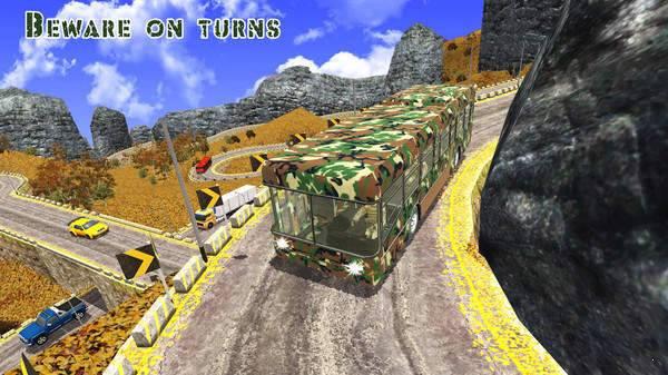 军用巴士模拟器图2