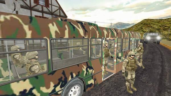 军用巴士模拟器图3