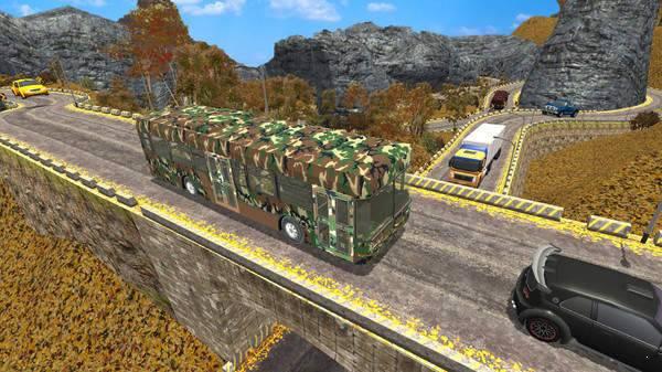 军用巴士模拟器图4