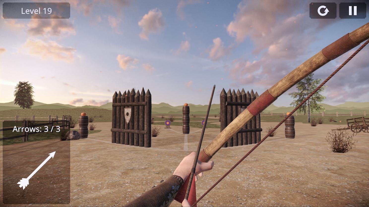箭头中世纪射箭图4