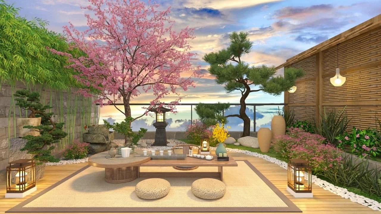 粉红花园改造游戏图4