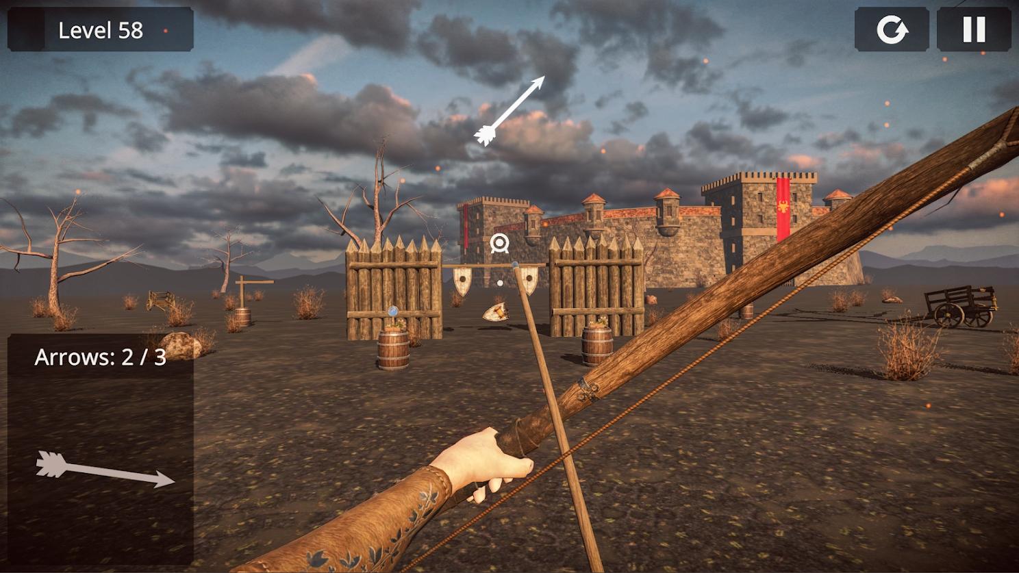 箭头中世纪射箭图2