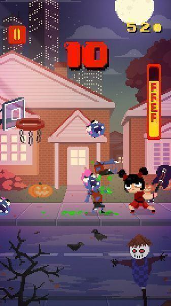 篮球大战僵尸安卓版图3