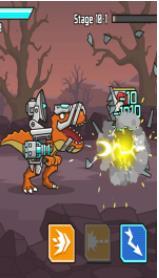 赛博恐龙游戏图1