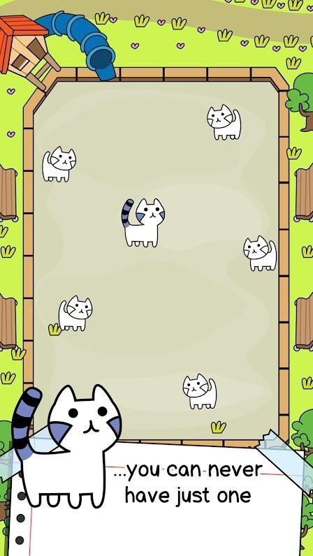 猫咪进化疯狂合并图2