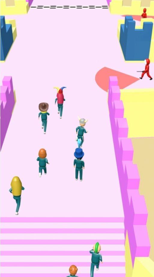 鱿鱼游戏战争舞台图2